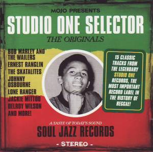 Cover - Lloyd Williams: Mojo Presents Studio One Selector