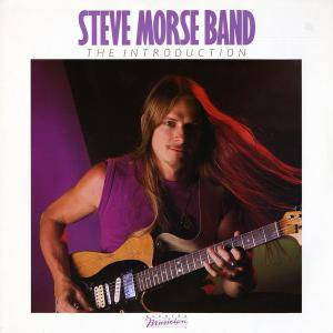 Steve Morse Band: Introduction, The - Cover