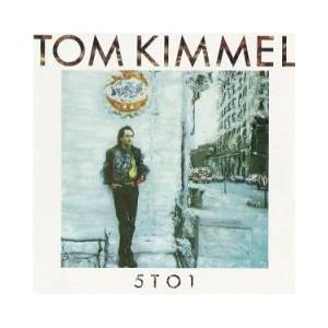 Tom Kimmel: 5 To 1 - Cover