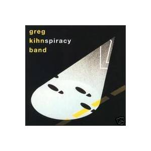 Greg Kihn Band: Kihnspiracy - Cover