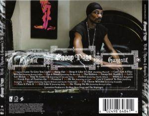Snoop Dogg: R&G (Rhythm & Gangsta): The Masterpiece (CD) - Bild 5