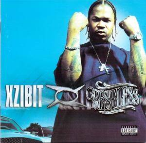 Xzibit: Restless - Cover