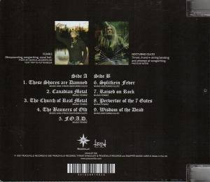 Darkthrone: F.O.A.D. (CD) - Bild 2