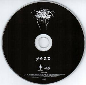 Darkthrone: F.O.A.D. (CD) - Bild 3