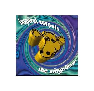 Inspiral Carpets: Singles, The - Cover