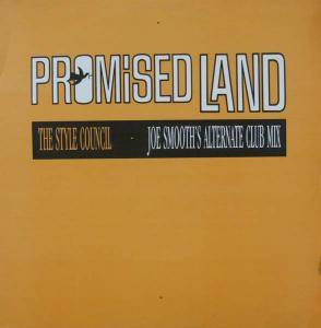 The Style Council: Promised Land - Cover