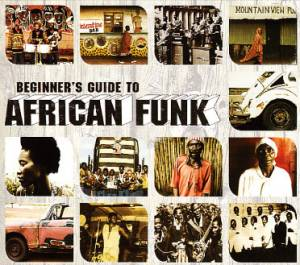 Cover - Bembeya Jazz: Beginner's Guide To African Funk