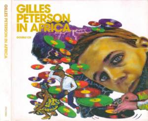 Cover - Mulatu Astatke: Gilles Peterson In Africa