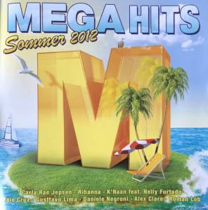 Cover - Mobilée: Megahits Sommer 2012