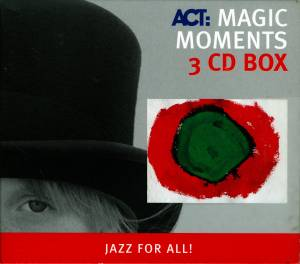 Cover - Javier Paxariño & Glen Velez: Magic Moments - 3CD Box