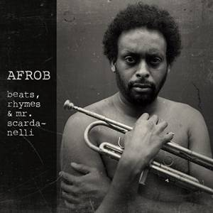 Cover - Afrob: Beats, Rhymes & Mr. Scardanelli