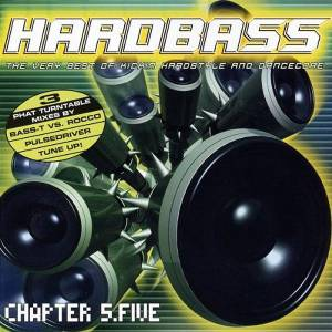 Cover - Sven-R-G Vs. Bass-T Feat. DJ Uto: Hardbass Chapter 5.Five