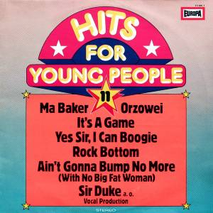 Cover - Air Mail, The: Hits For Young People 11