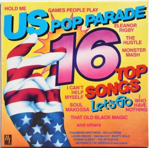 Cover - Softones, The: Let's Go Us-Pop-Parade