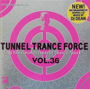Cover - Sun : Port: Tunnel Trance Force Vol. 36