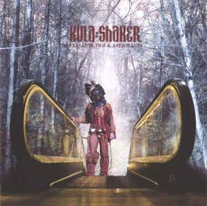 Cover - Kula Shaker: Peasants,Pigs And Astronauts