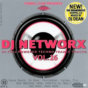 Cover - Silver Liquid: DJ Networx Vol. 26