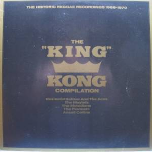 "Cover - Ansell Collins: ""King Kong"" Compilation, The"