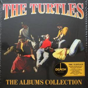 Cover - Turtles, The: Albums Collection, The