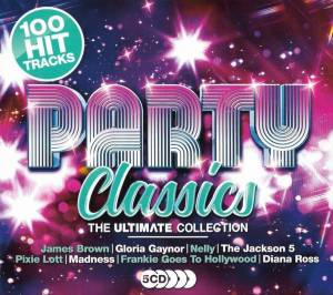 Cover - Danza Latina: Party Classics - The Ultimate Collection