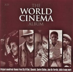 Cover - John Morris: World Cinema Album, The