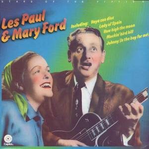 Cover - Les Paul & Mary Ford: Stars Of The Fifties