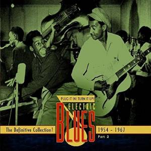 Cover - Frankie Lee Sims: Electric Blues - The Definitive Collection - Part 2: 1954-1967