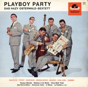 Cover - Hazy Osterwald Sextett: Playboy Party