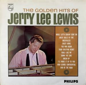 Cover - Jerry Lee Lewis: Golden Hits Of Jerry Lee Lewis, The