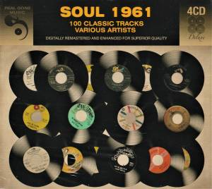 Cover - Billy Bland: Soul 1961 - 100 Classic Tracks