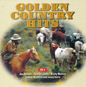 Cover - Gail Davies: Golden Country Hits CD 3
