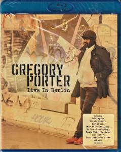 Cover - Gregory Porter: Live In Berlin