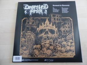 Deserted Fear: Drowned By Humanity (LP) - Bild 3