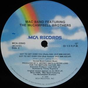 "Mac Band: Got To Get Over You (12"") - Bild 3"