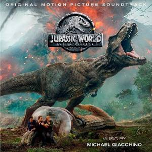 Michael Giacchino: Jurassic World: Fallen Kingdom (CD) - Bild 1