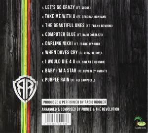 Radio Riddler: Purple Reggae (CD) - Bild 2