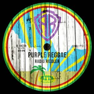 Radio Riddler: Purple Reggae (CD) - Bild 3