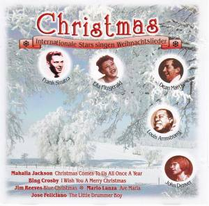Cover - Frank Sinatra & Bing Crosby: Christmas