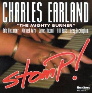 Cover - Charles Earland: Stomp!