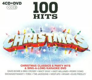Cover - Dean Martin: 100 Hits Christmas