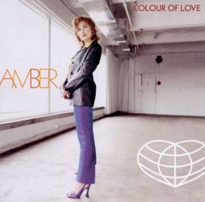 Cover - Amber: Colour Of Love