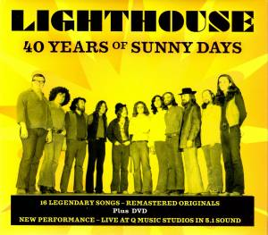 Cover - Lighthouse: 40 Years Of Sunny Days