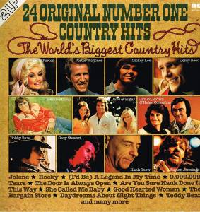 Cover - Red Sovine: 24 Original Number One Country Hits