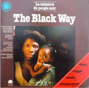 Cover - Eddie Jefferson: Black Way, The