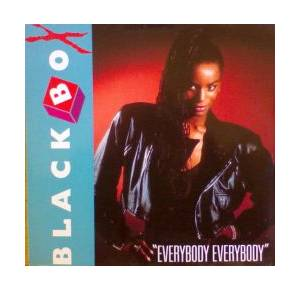 Black Box: Everybody Everybody - Cover