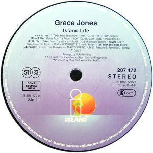 Grace Jones: Island Life (LP) - Bild 5