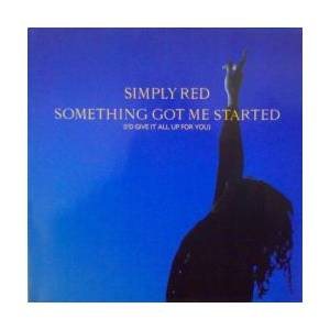 Simply Red: Something Got Me Started - Cover