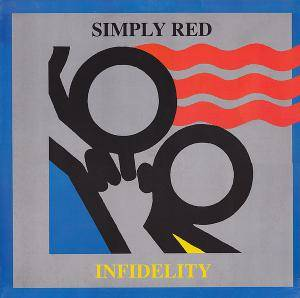Cover - Simply Red: Infidelity