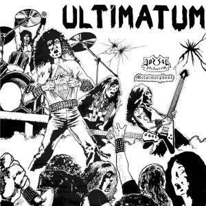 Dorsal Atlântica: Ultimatum - Cover