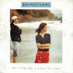 Cover - Boy Meets Girl: Waiting For A Star To Fall